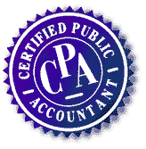CPA Seal - Round
